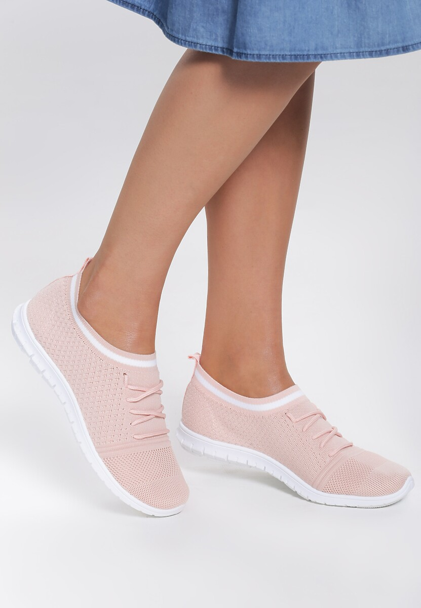 Różowe Buty Sportowe Southeaster