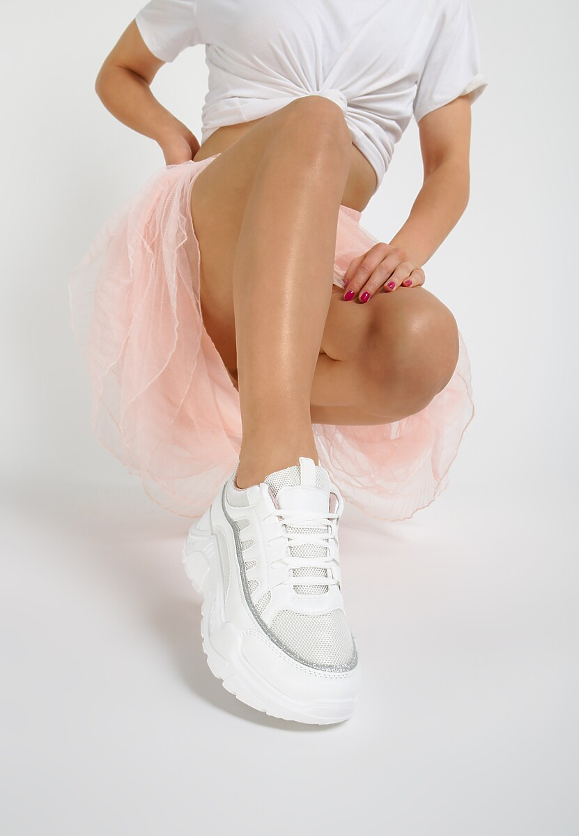 Białe Buty Sportowe Northeaster