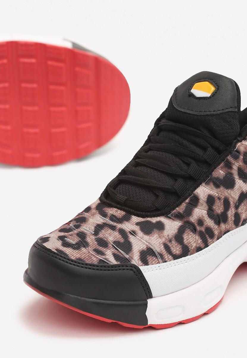 Camelowe Sneakersy Cambria