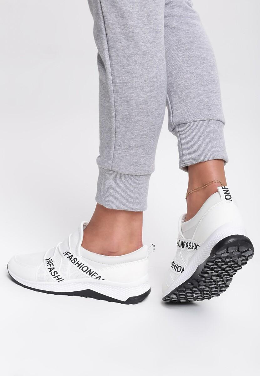 Białe Buty Sportowe Poitiers