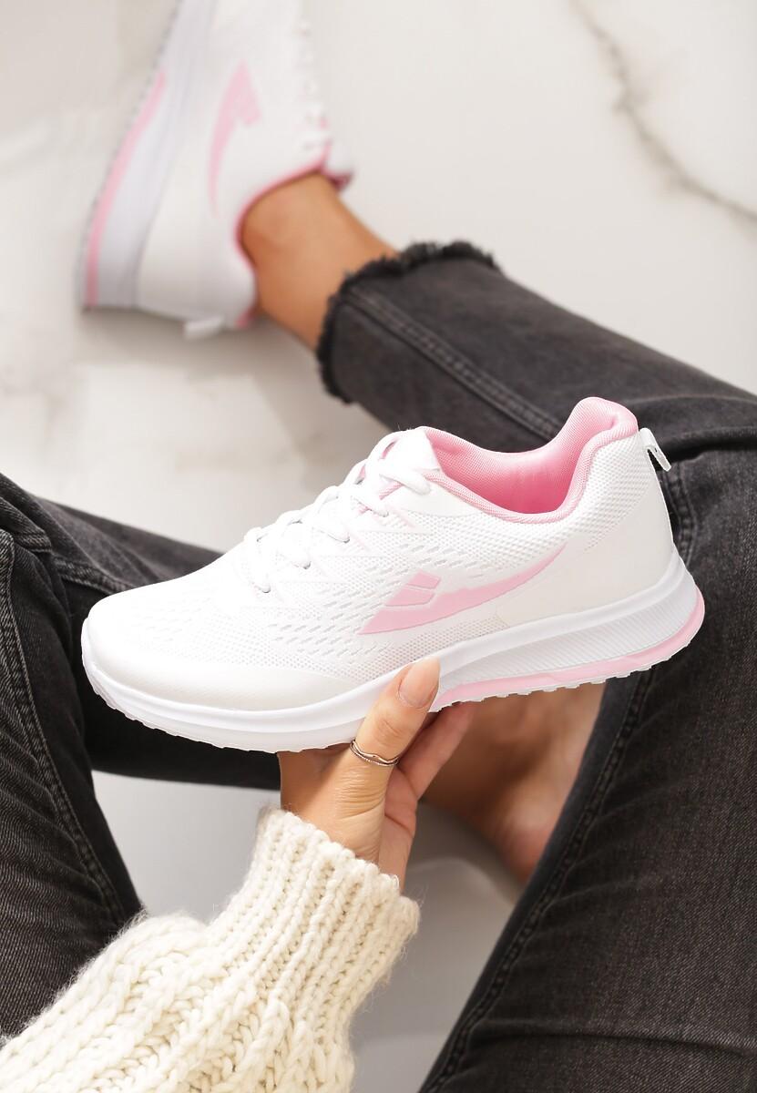 Białe Buty Sportowe Walthamstow
