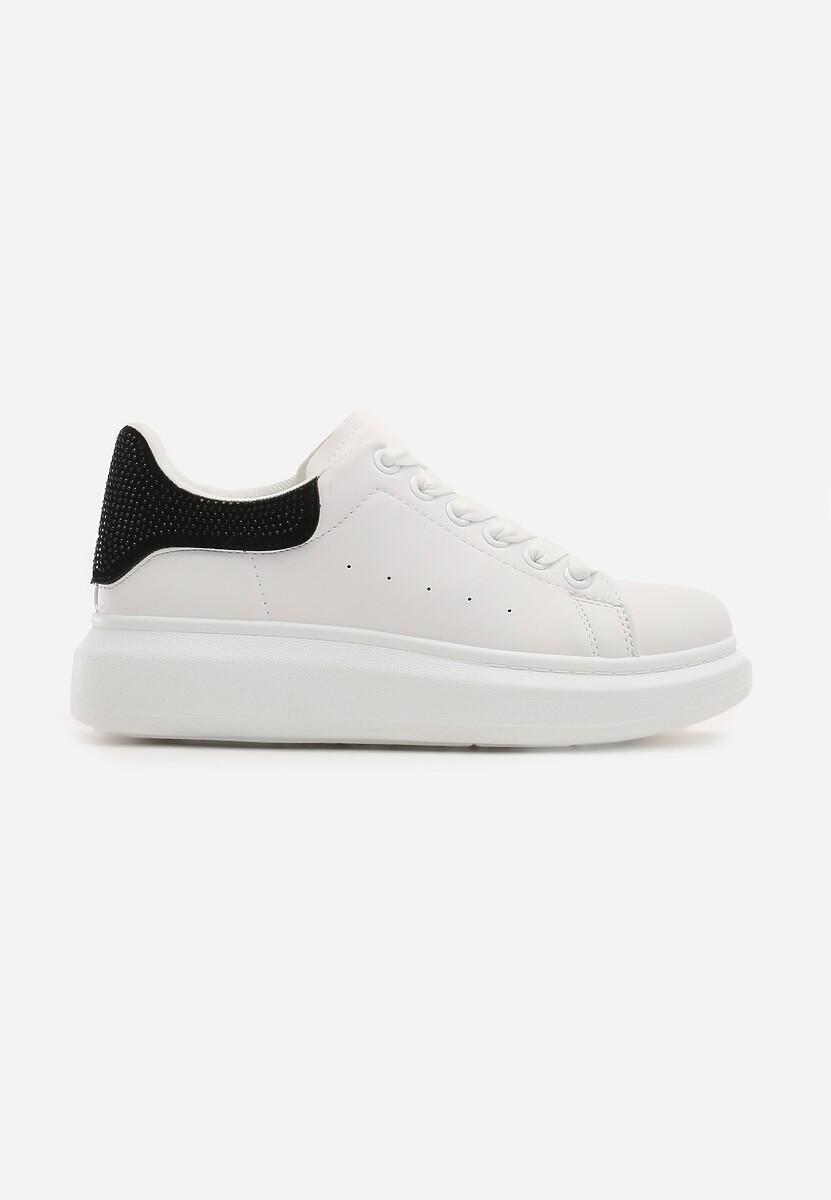 Białe Sneakersy Salamanca