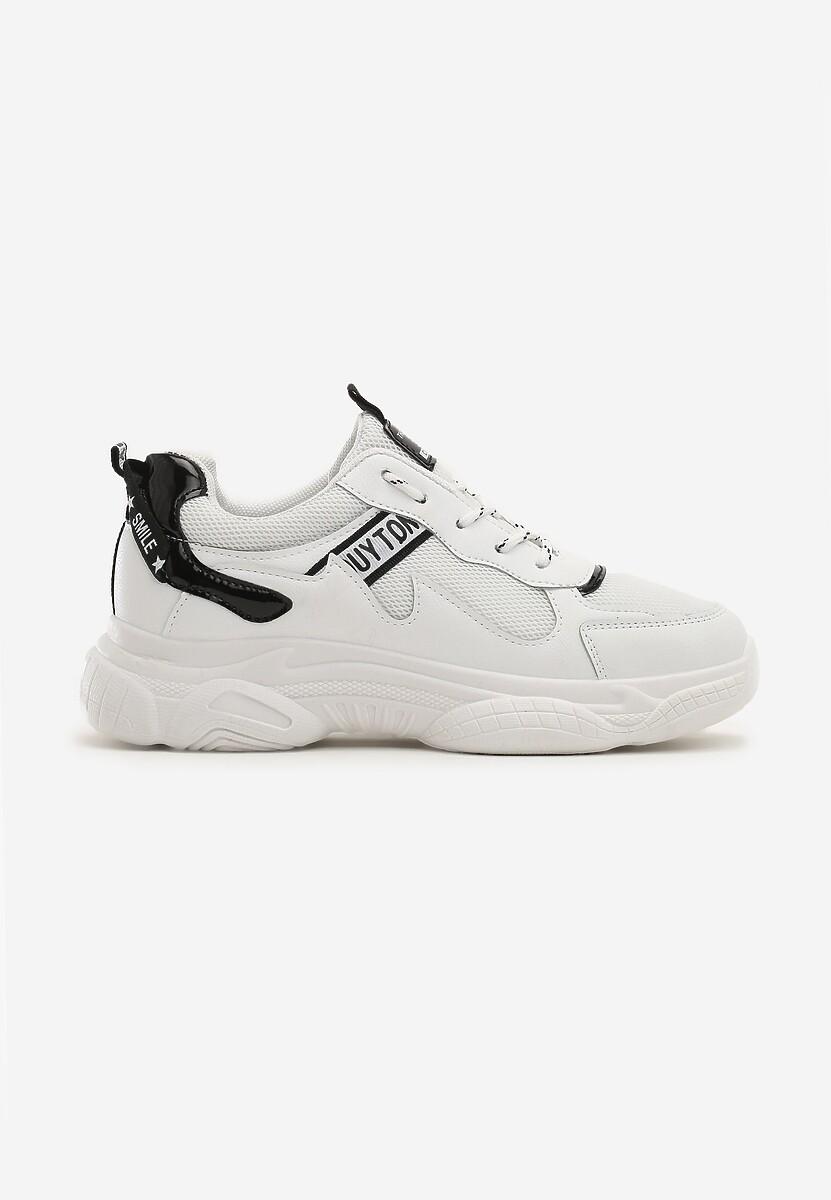 Białe Sneakersy Woodside