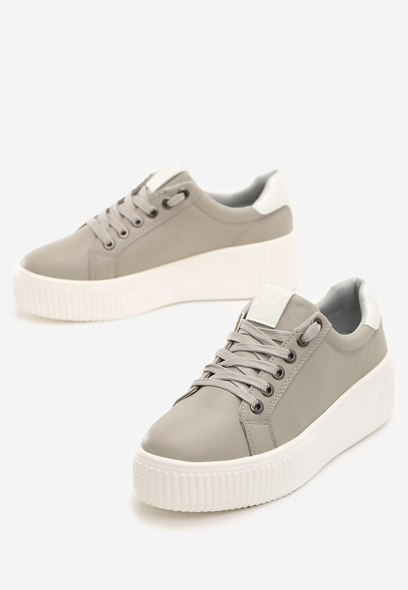 Szare Sneakersy Fanshawe