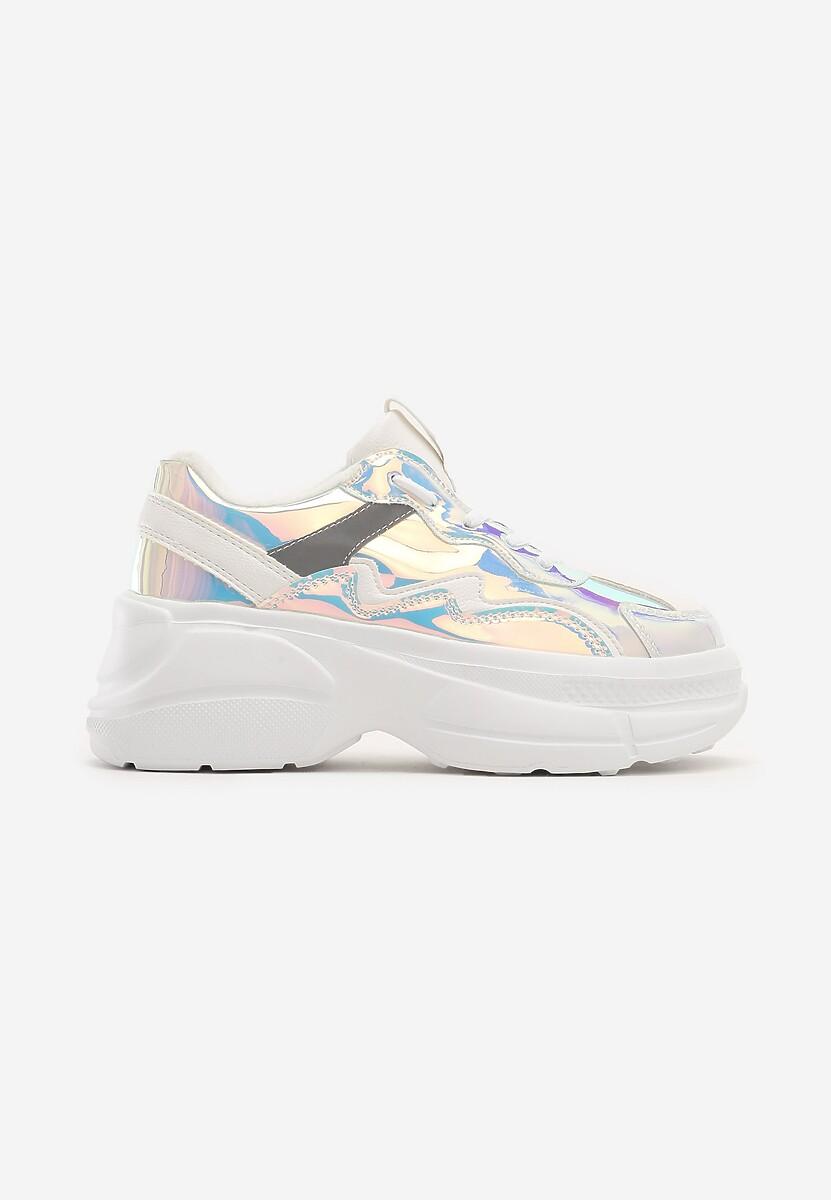 Białe Sneakersy Clarendon