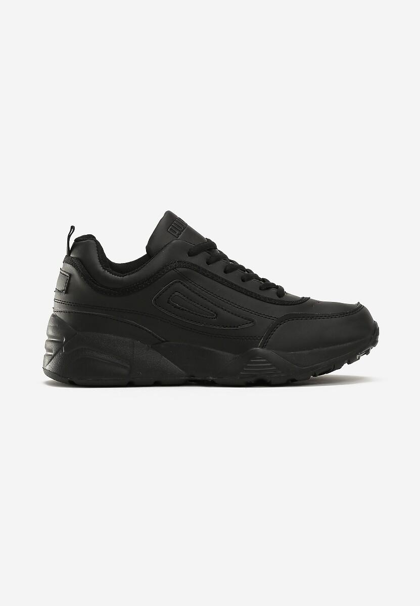 Czarne Sneakersy Clearing