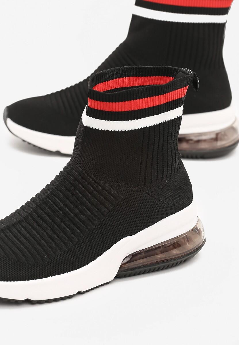 Czarne Buty Sportowe Chambery