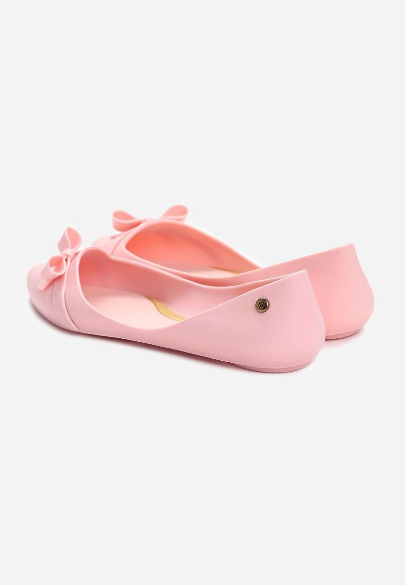 Różowe Balerinki Nova Chick