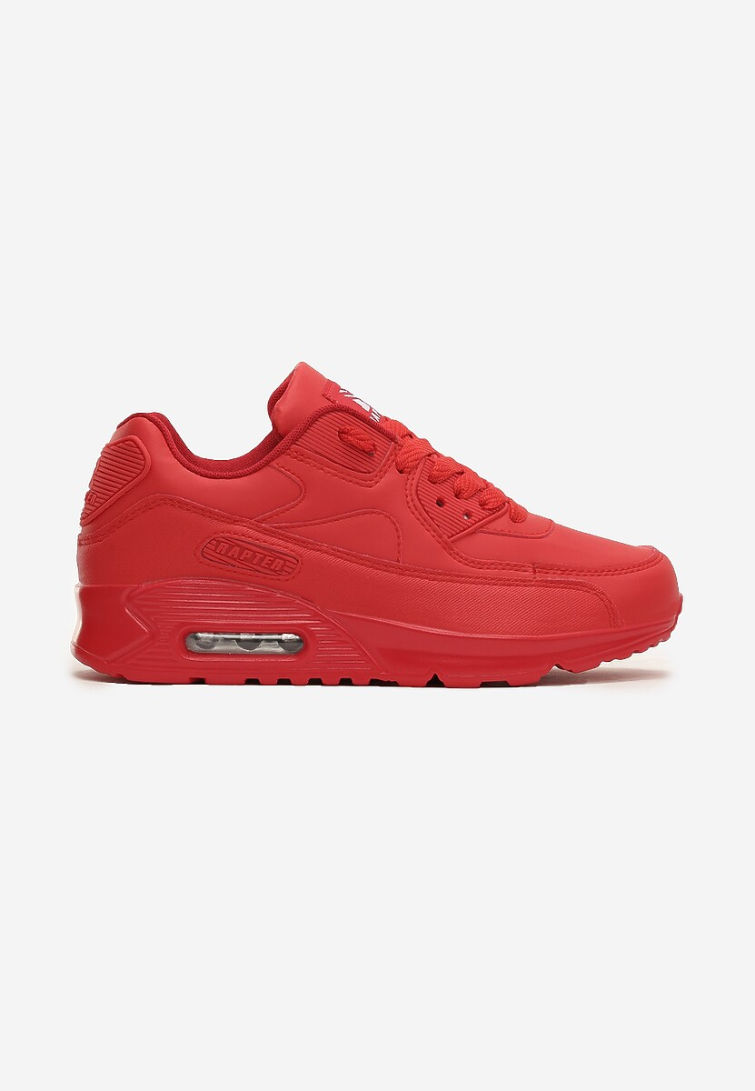 Czerwone Buty Sportowe Peach Perfect