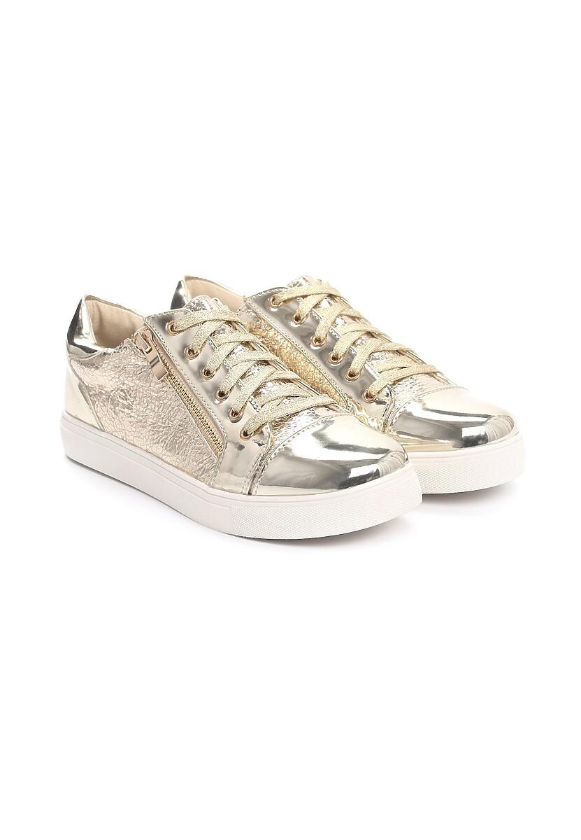 Złote Buty Sportowe Tilly