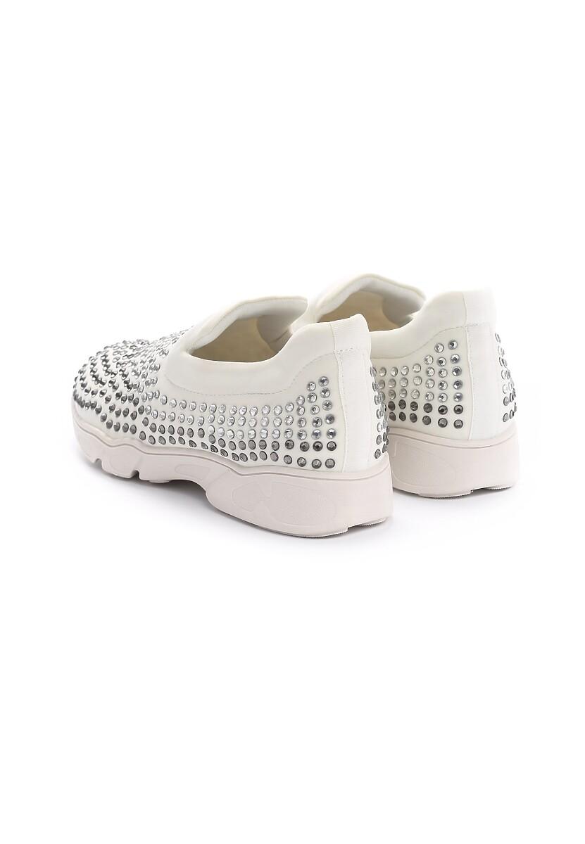 Białe Buty Sportowe Antila