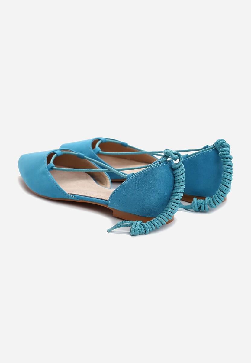 Niebieskie Balerinki Supplies