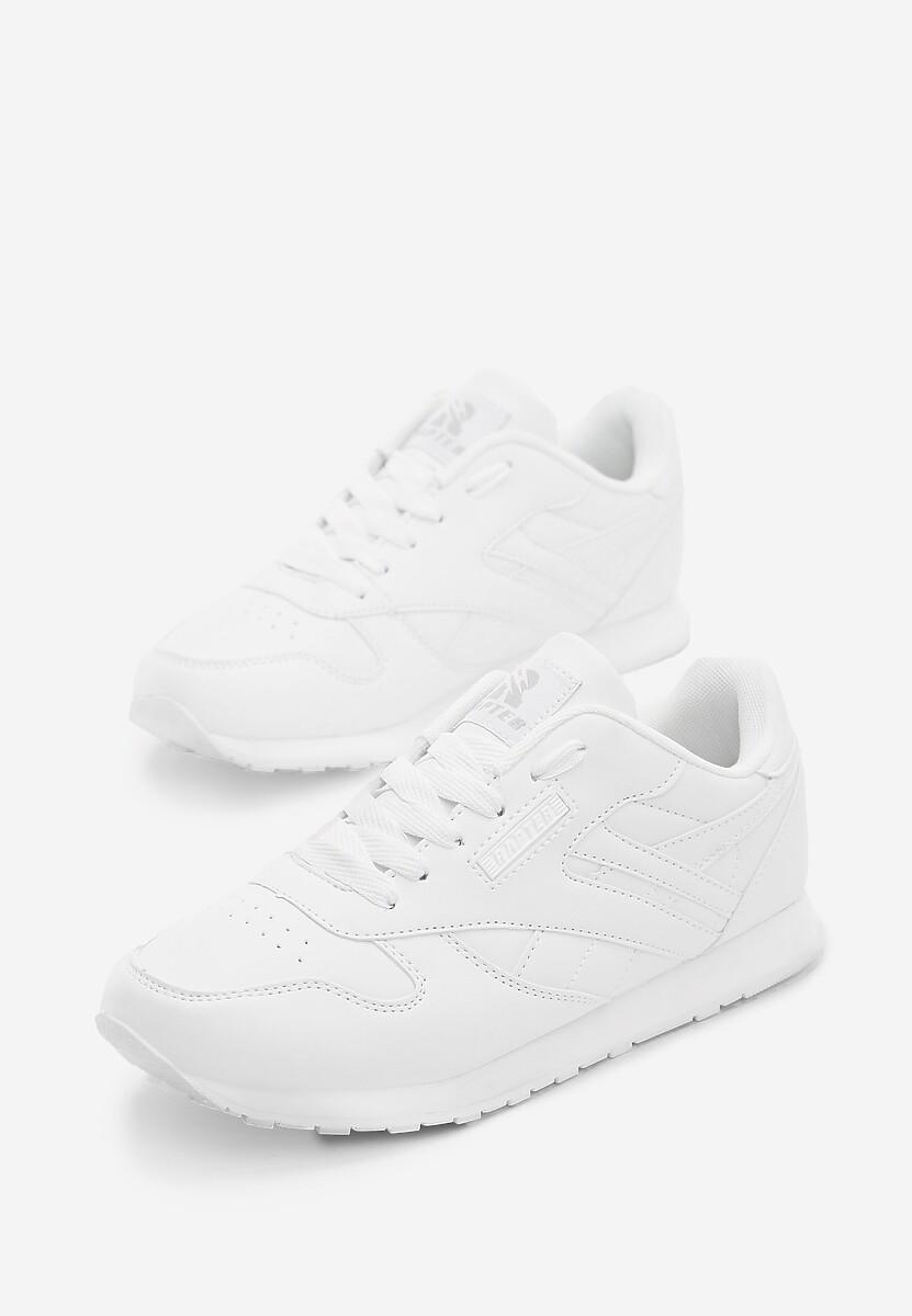 Białe Buty Sportowe Gemini