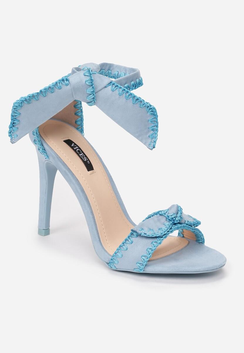 Niebieskie Sandały Serendipity