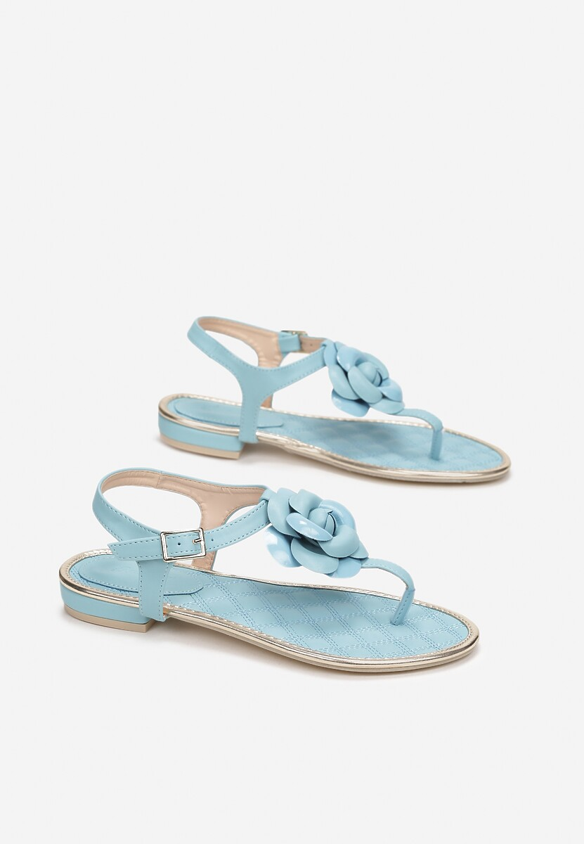 Niebieskie Sandaly Splendid