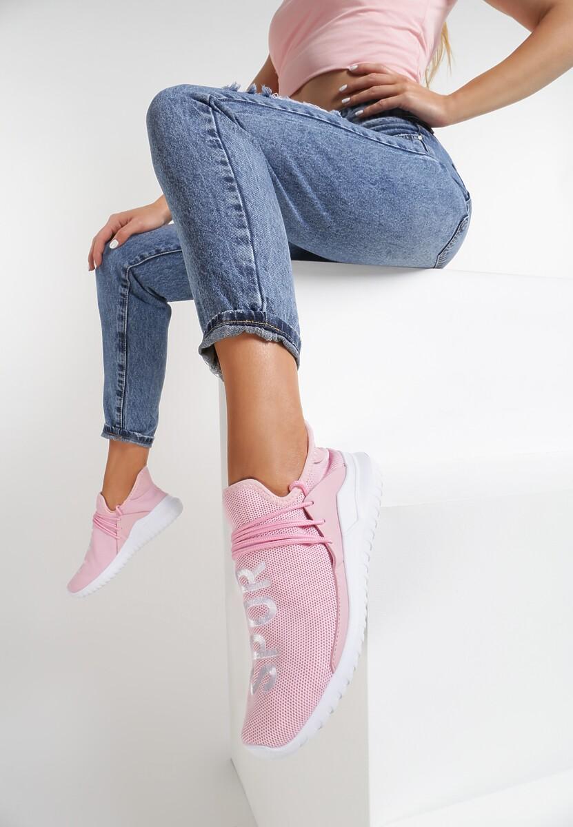 Różowe Buty Sportowe Talk To Cat Kod produktu: 9763