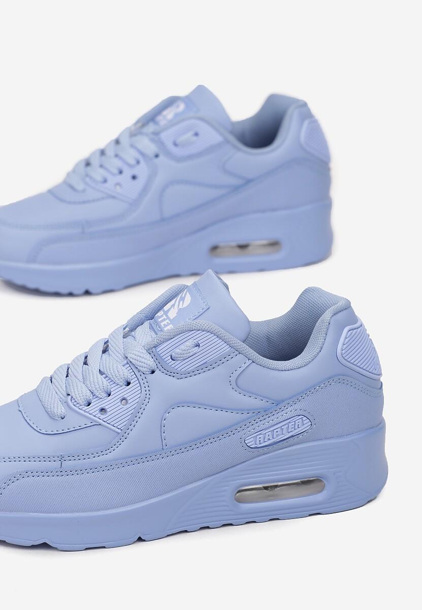 Niebieskie Buty Sportowe Peach Perfect