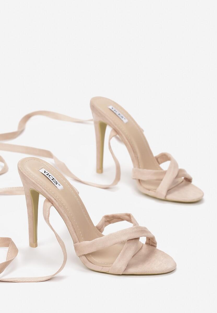 Beżowe Sandały Rockabye