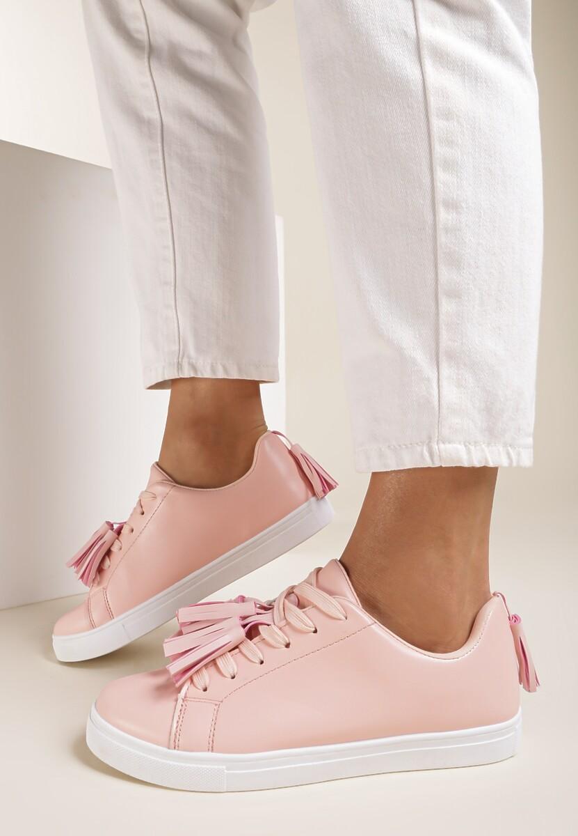 Różowe Buty Sportowe Beautifull Dream