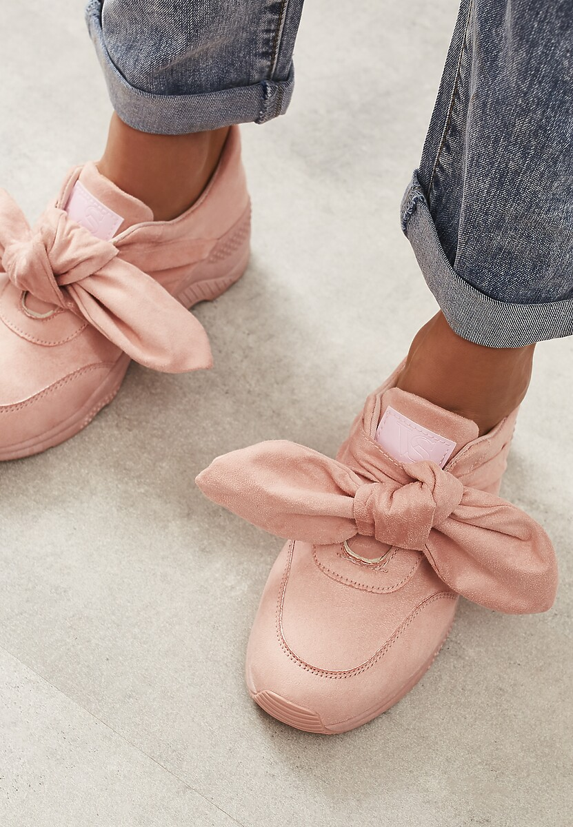 Różowe Sneakersy Faithful Idea Kod produktu: 15663