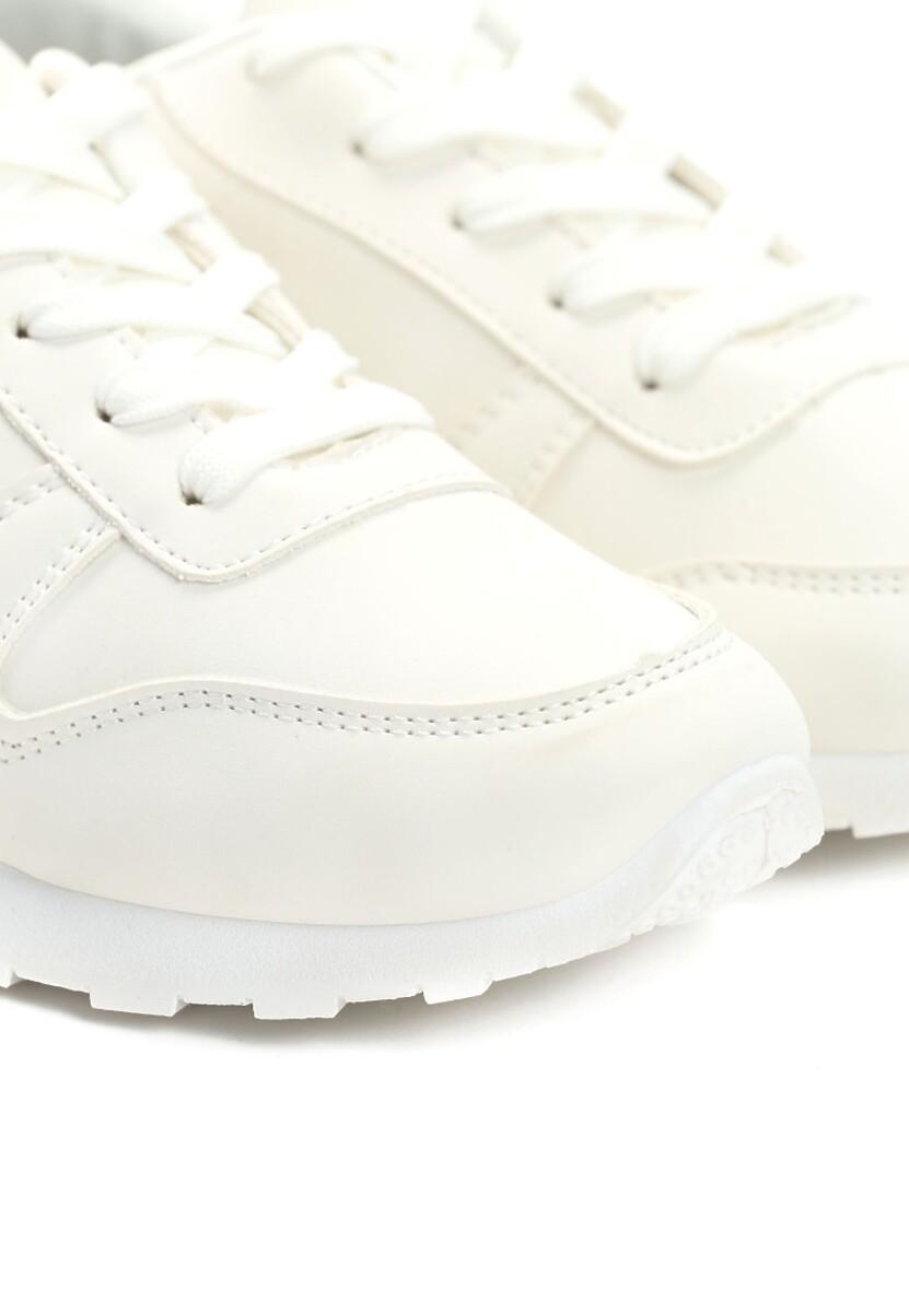 Białe Buty Sportowe Supreme Day