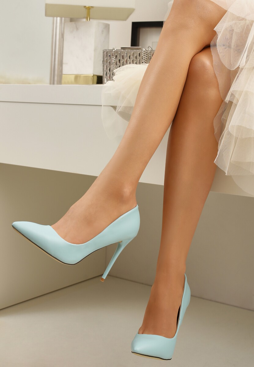 Błękitne Szpilki Exquisite Lady