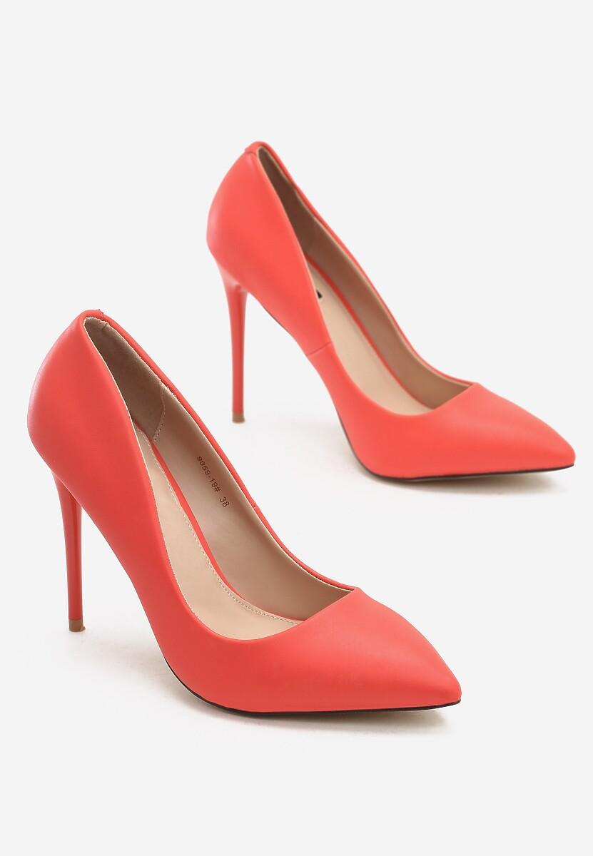 Czerwone Szpilki Exquisite Lady