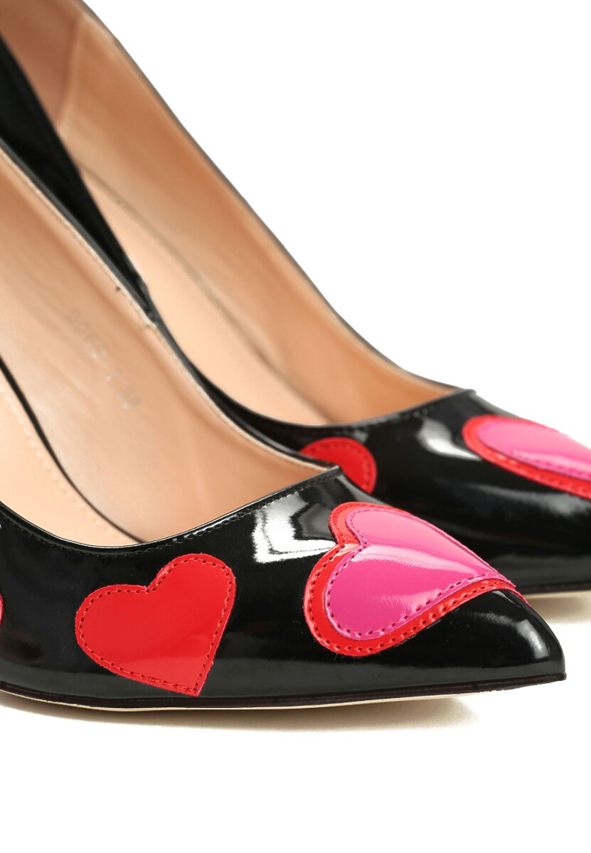 Czarne Szpilki Extraordinary Heart