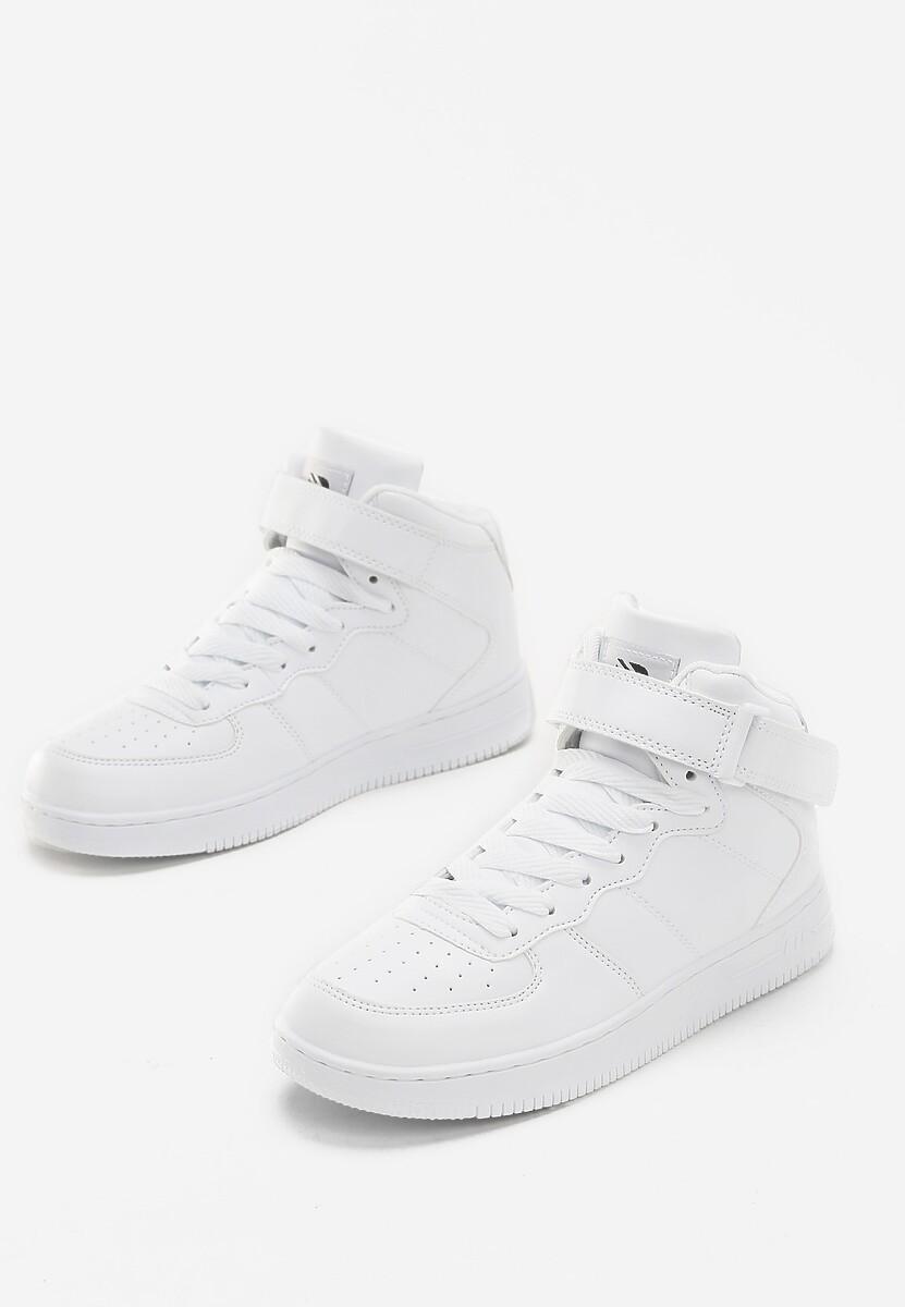 Białe Buty Sportowe Blackberry