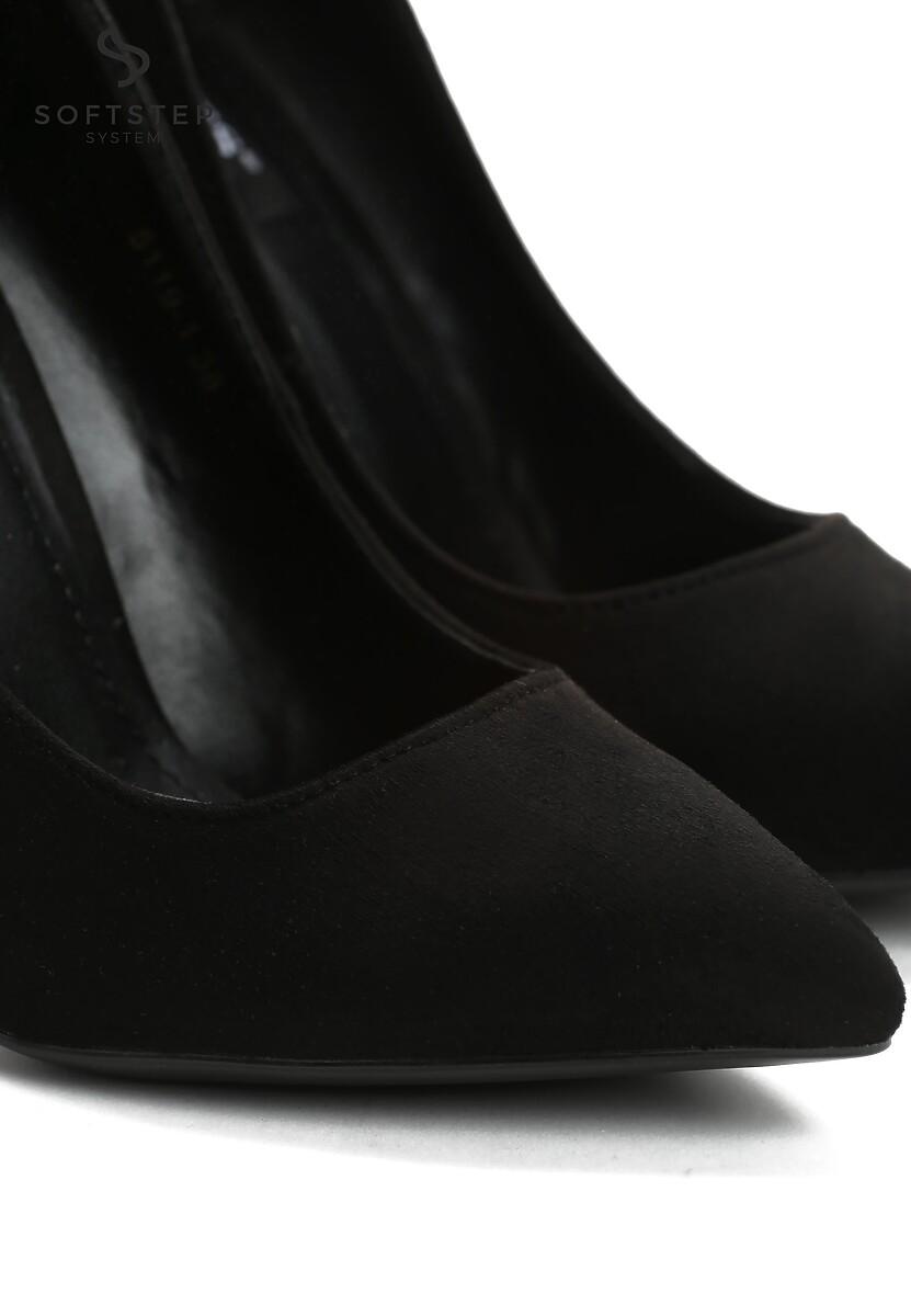 Czarne Szpilki Refined Style