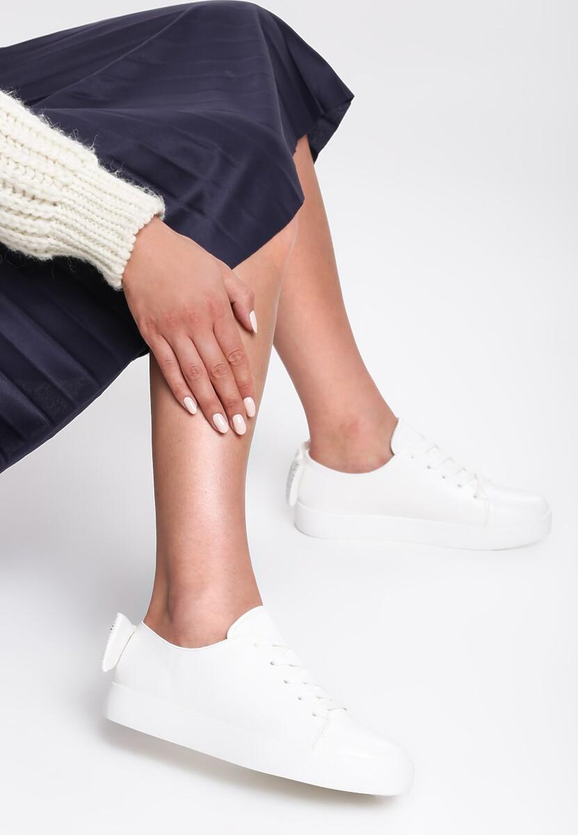 Białe Buty Sportowe Emotional Rescue