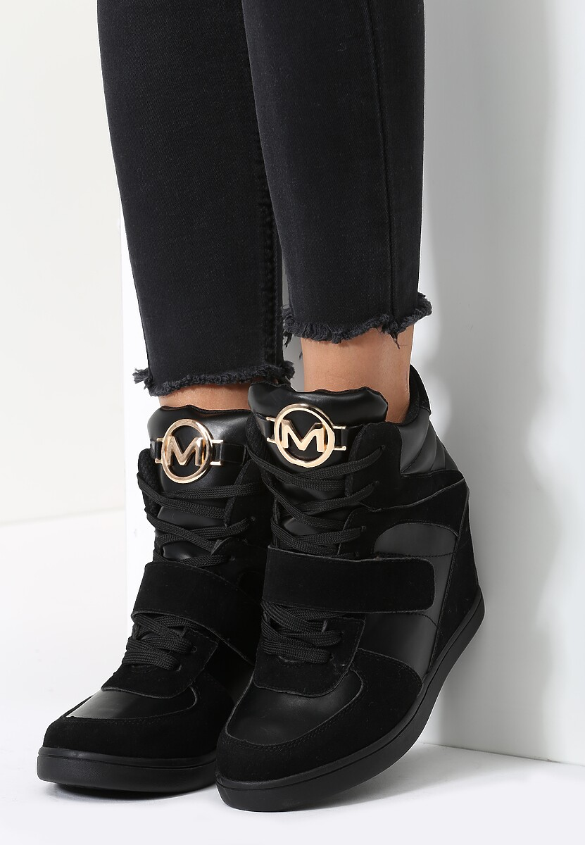 Czarne Sneakersy M Theory w Www.renee.pl
