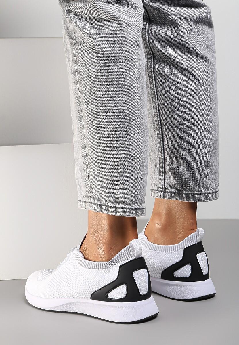 Białe Buty Sportowe Feelings