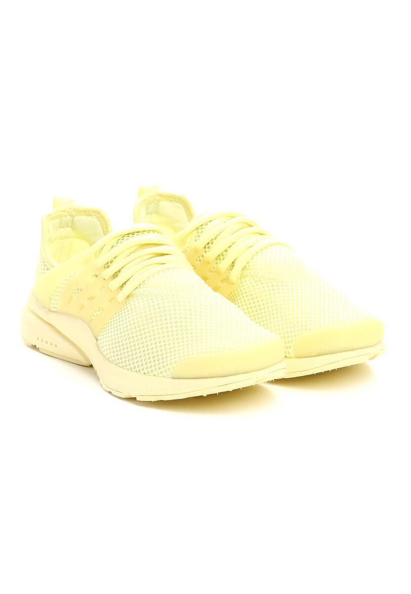 Żółte Buty Sportowe Wafture