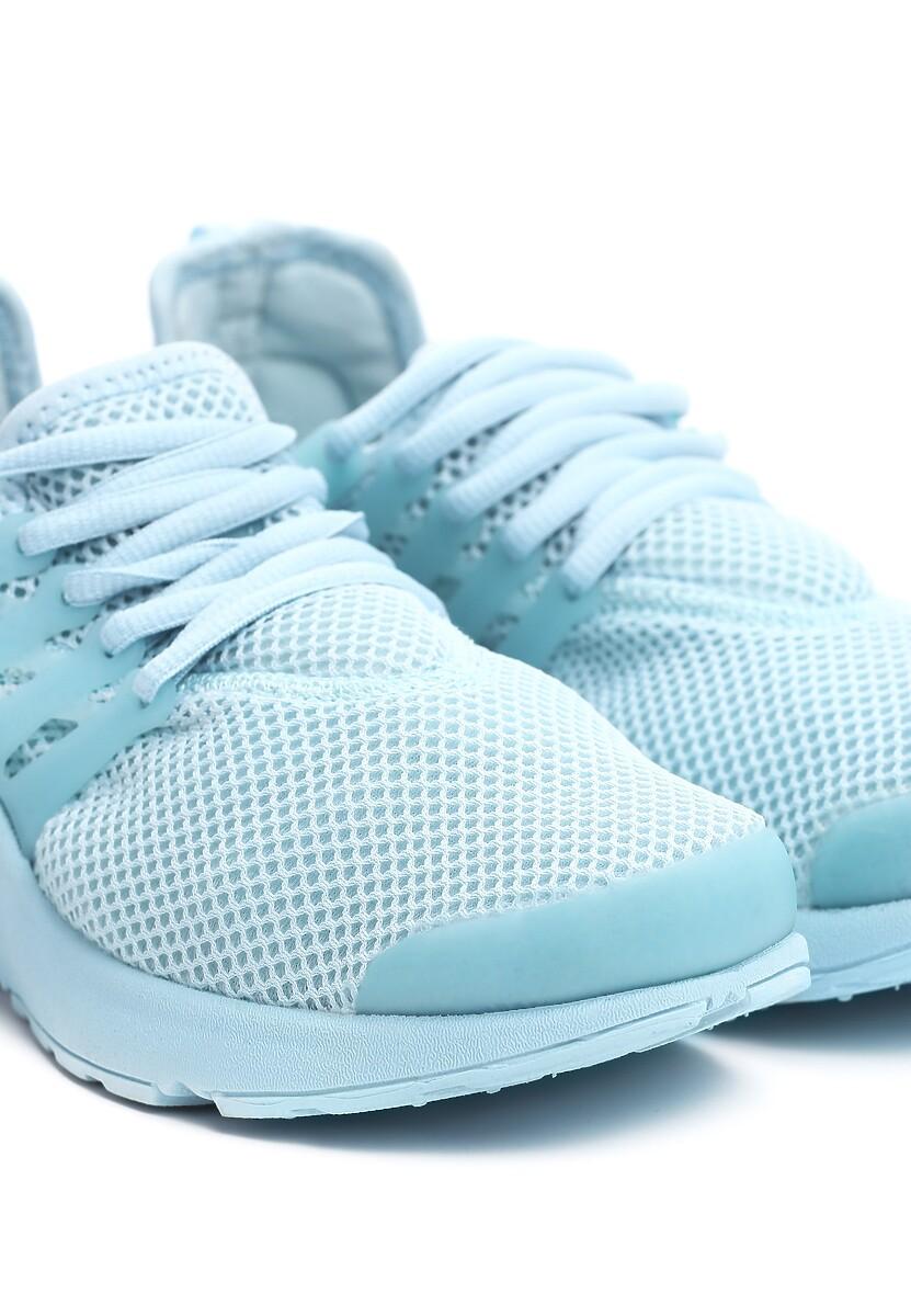 Niebieskie Buty Sportowe Wafture