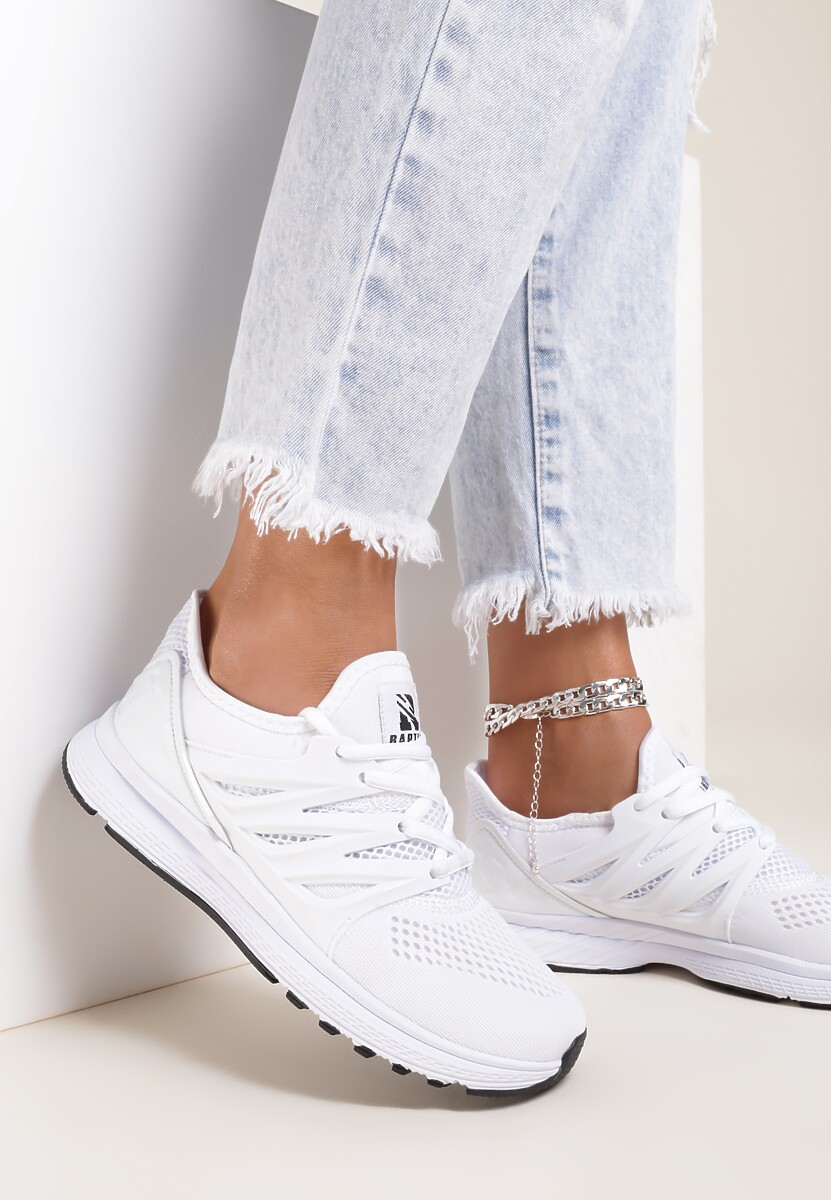 Białe Buty Sportowe Have A Secret