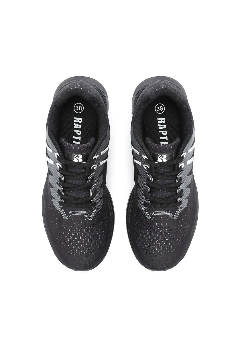 Czarne Buty Sportowe Hypnotized