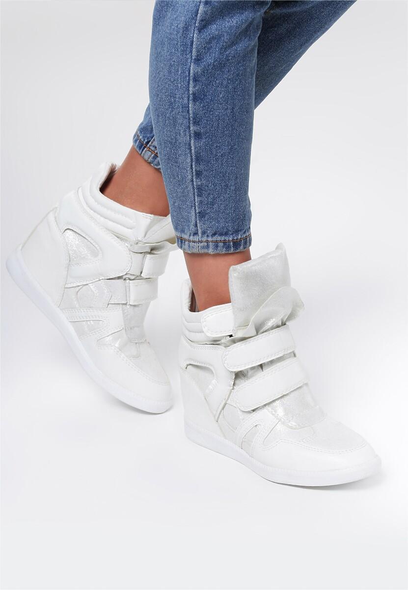 Białe Sneakersy Live My Life