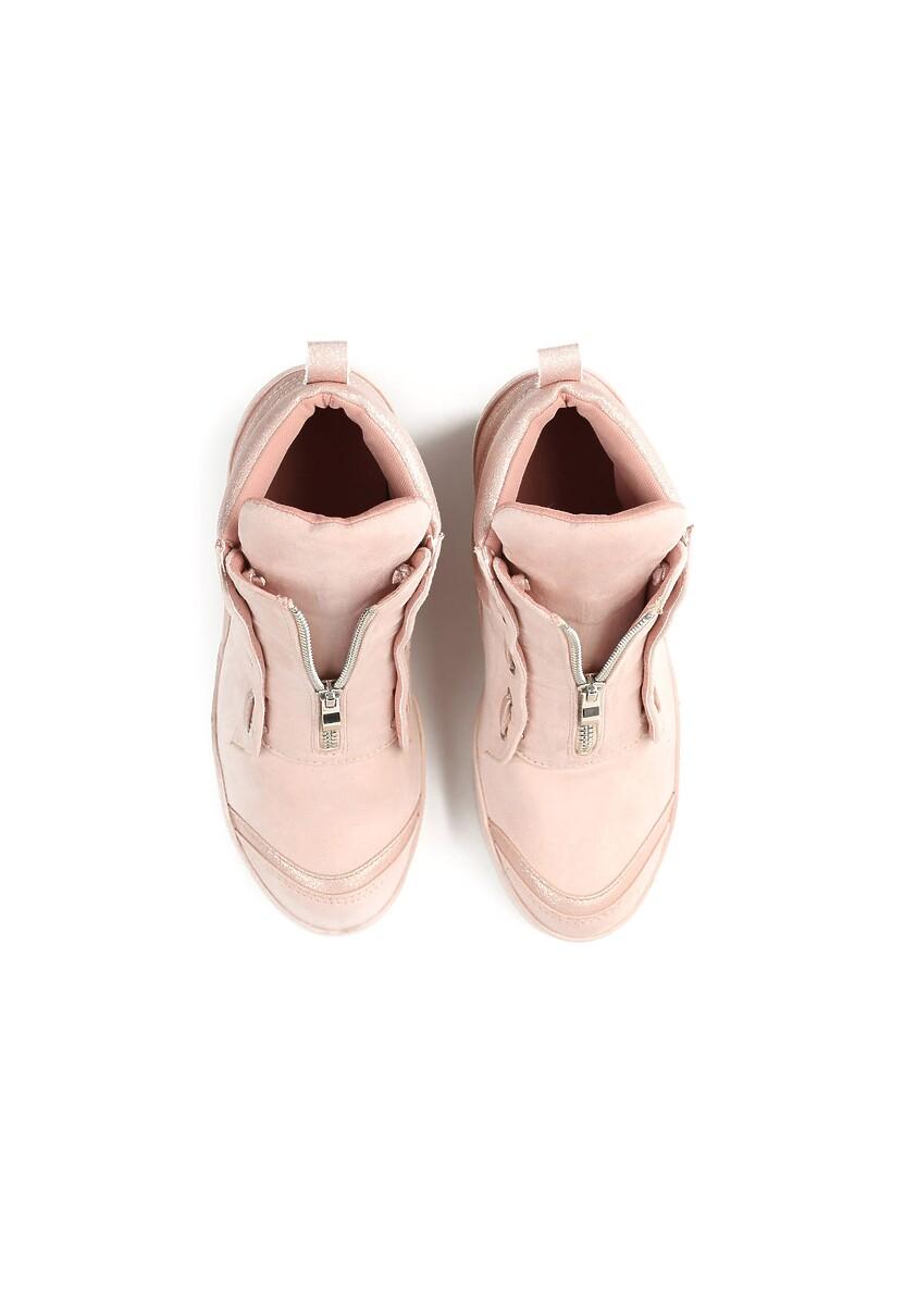 Różowe Sneakersy It's Me