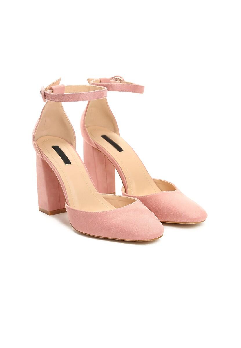 Różowe Sandały Gimme Love