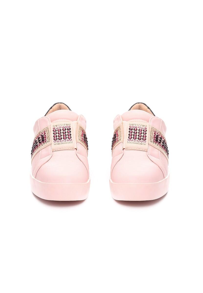 Różowe Sneakersy Move Around
