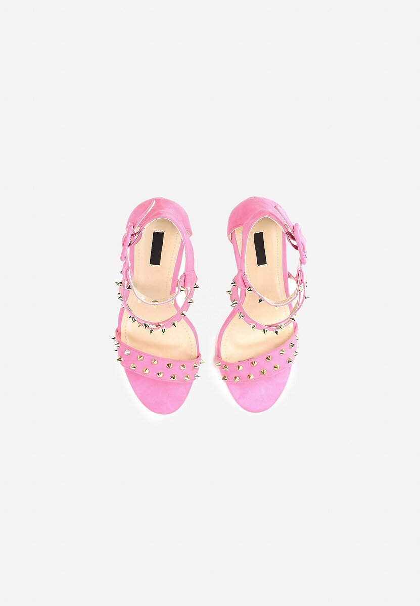 Różowe Sandały Chapter 26