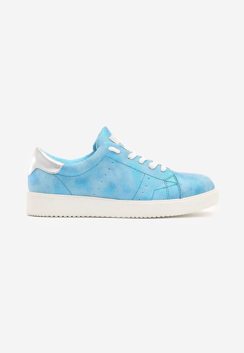 Niebieskie Sneakersy Get In