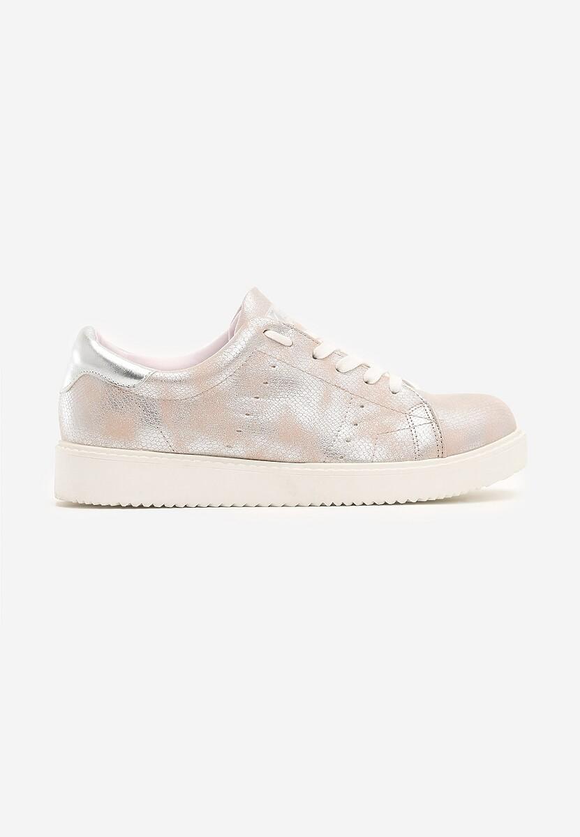 Różowe Sneakersy Get In