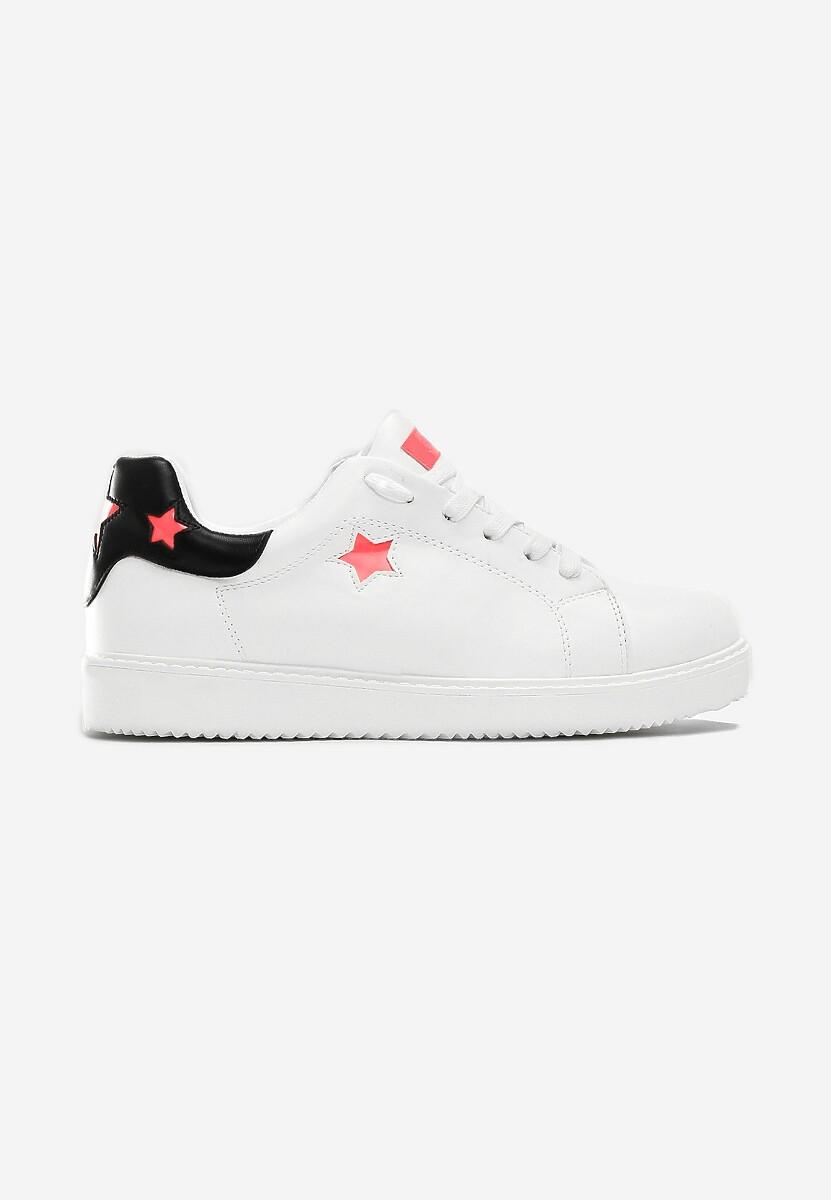 Biało-Fuksjowe Sneakersy Missing You