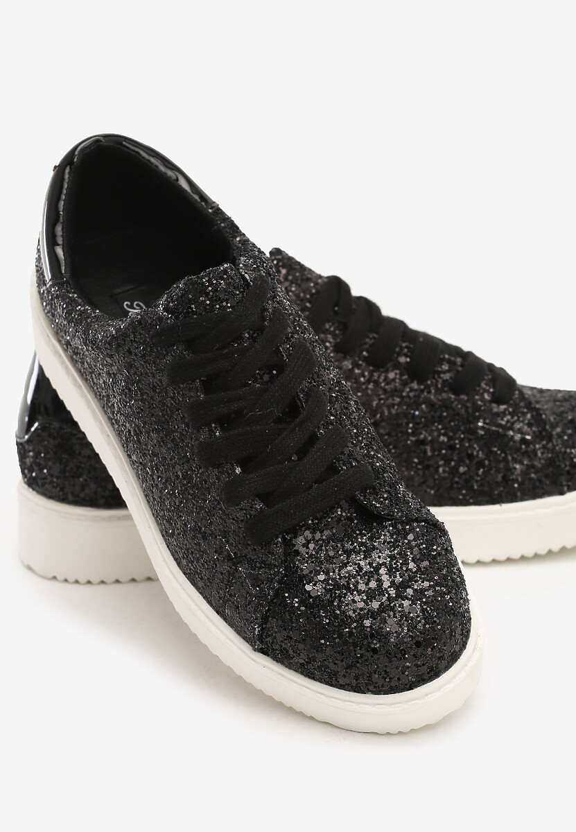 Czarne Sneakersy Edge Of Eternity