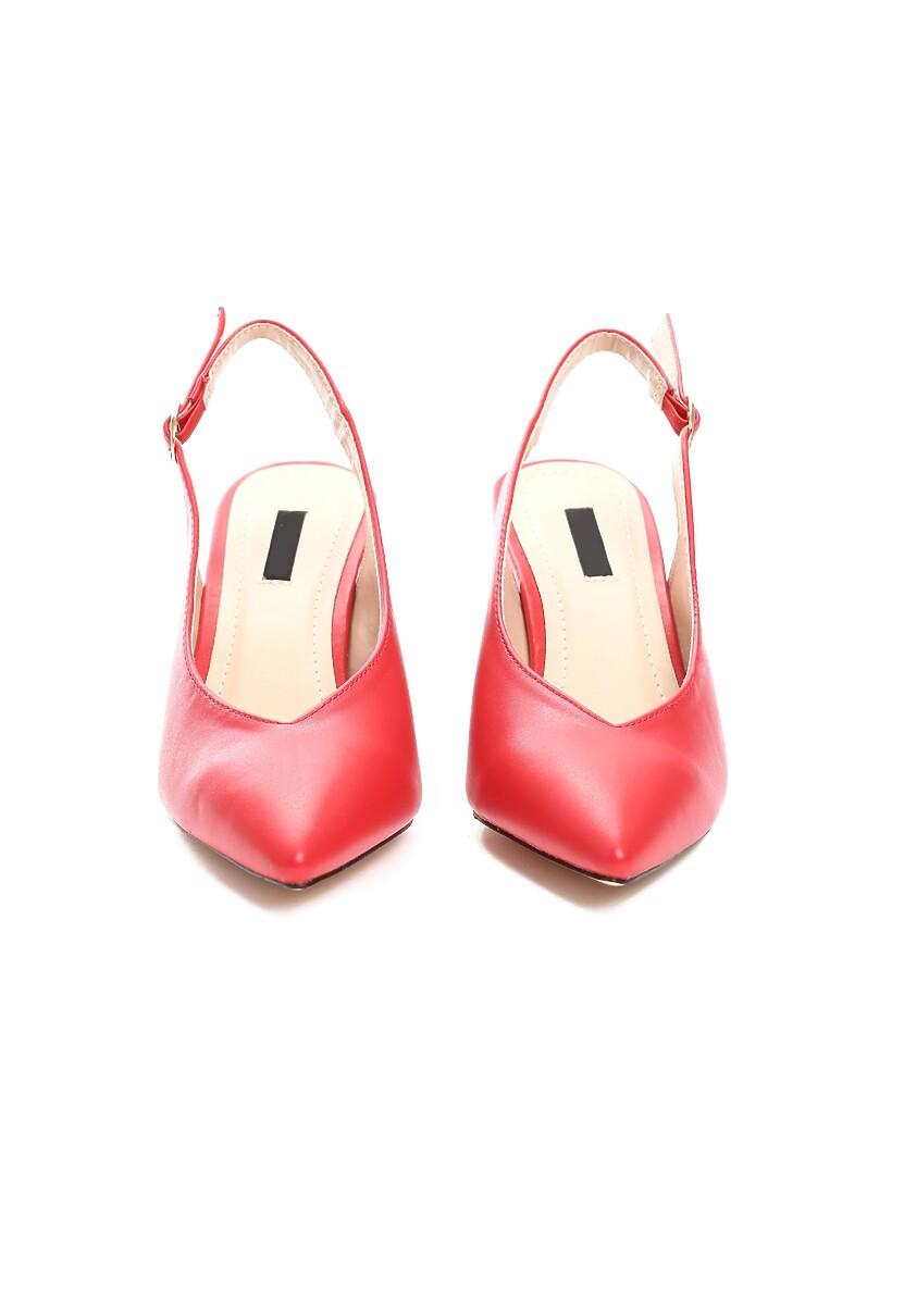 Czerwone Sandały Te Amo
