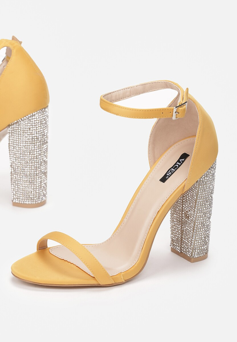 Żółte Sandały Great Fall