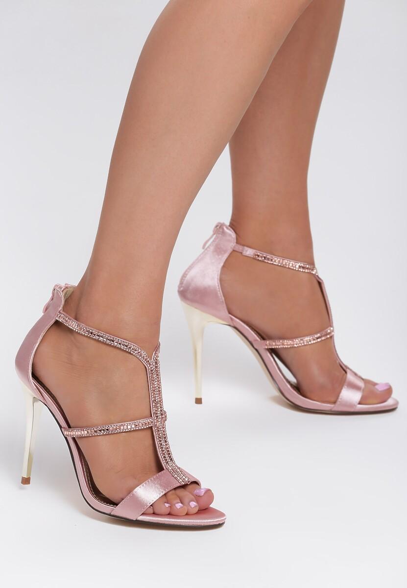 Różowe Sandały Away From Me