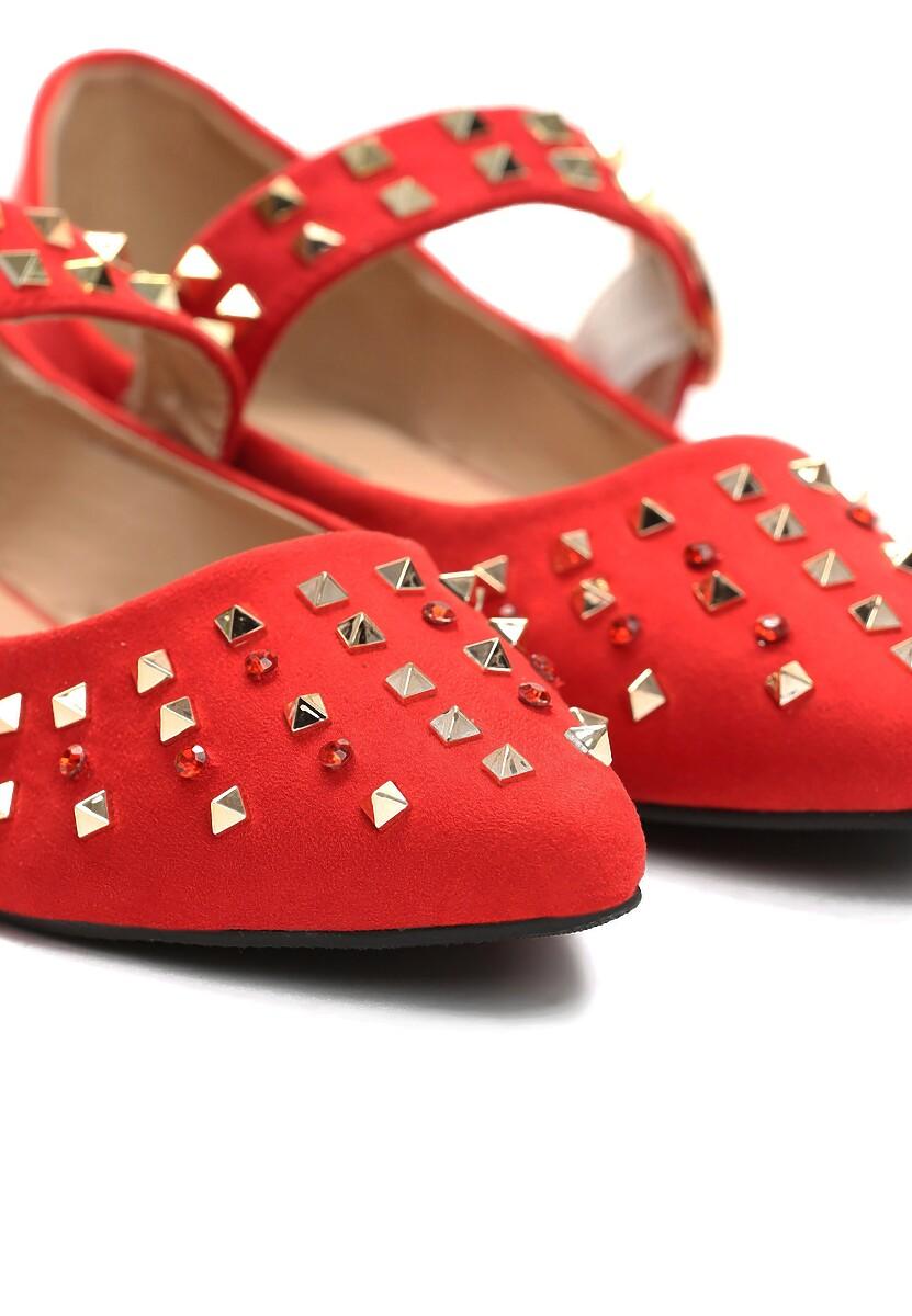 Czerwone Balerinki Like A Star